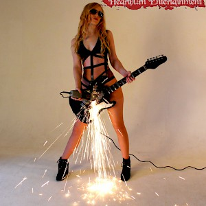angle grinding guitar hire uk