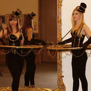 human canape tray hire uk