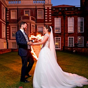 wedding fire act uk