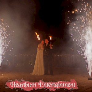 wedding pyrotechnics uk