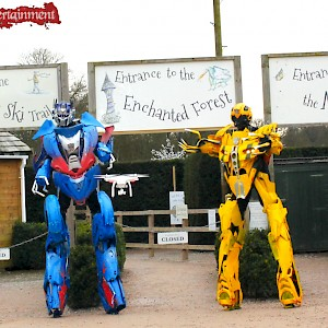hire bumblebee robot from transformers