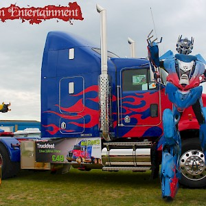Transformers entertainment uk