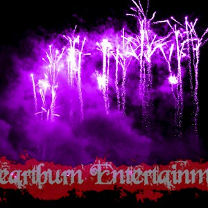 wedding firework show hire uk