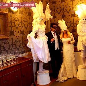 masquerade entertainment hire