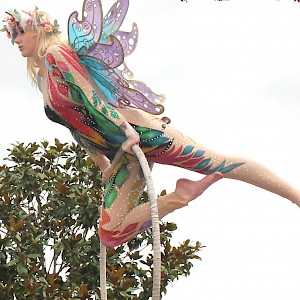enchanted fairy themed entertainment hire uk