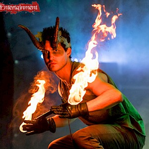 hire enchanted forest entertainment