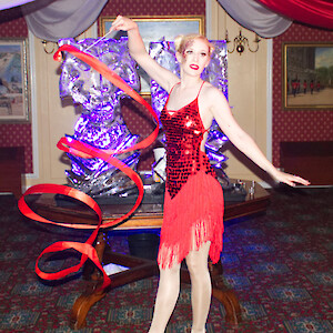 fire and ice performers hire uk