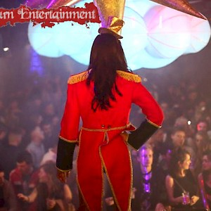 twisted circus event entertainment
