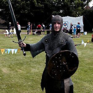 medieval event entertainment