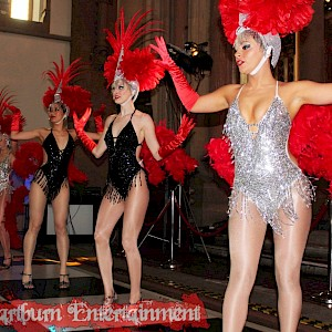 Bar Mitzvah dances show hire uk