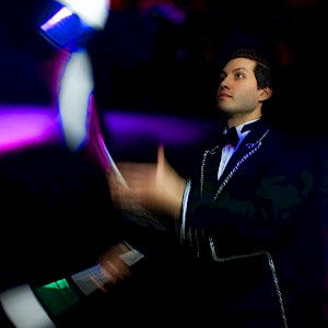 bar mitzvah juggling show hire uk