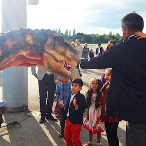 t rex hire uk