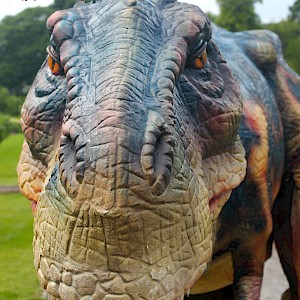 walking with dinosaurs hire uk