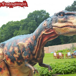 jurassic dinosaur hire uk