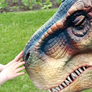 animatronic dinosaur hire ireland