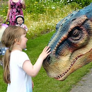 Hire a dinosaur | Rent a dinosaur | Hire a T-Rex | Heartburn