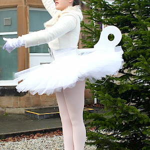 nutcracker themed entertainment performers