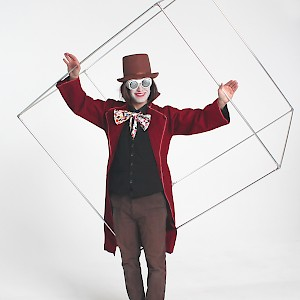 juggling cube hire uk