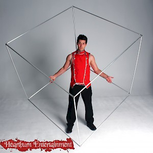 juggling cube performer uk