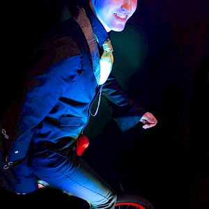 unicyclist hire uk