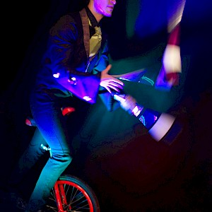 uk unicyclist hire
