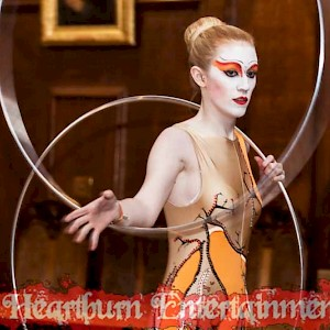 hula hoop dancer uk