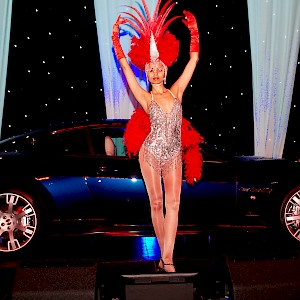 showgirl hostess model hire uk