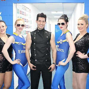 sporting event hostesses hire uk