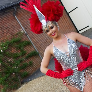 showgirl hostess hire uk