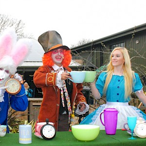 world book day themed show hire