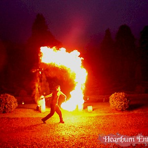 hire indian wedding fire entertainment