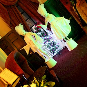 hire winter wonderland entertainment uk
