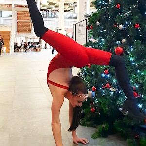 hire acrobat performer uk