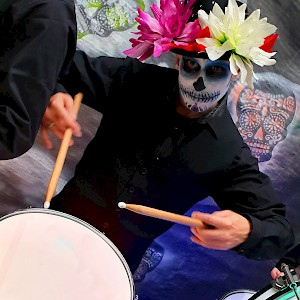 hire day of the dead drummer