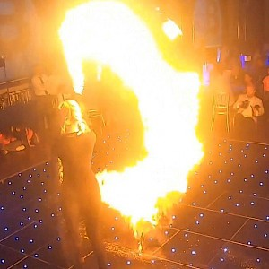 bristol fire performers hire