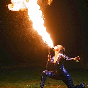 newcastle fire breather