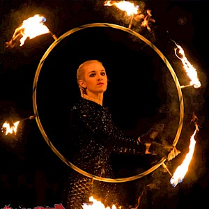 newcastle fire performers