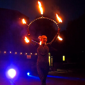 glasgow fire performers